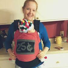 Gumball Costume Halloween Babywearing Halloween Costume Gumball Machine Babywearing