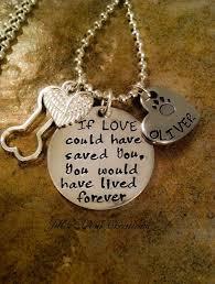 pet memorial necklace best 25 pet memorial jewelry ideas on pet memorials