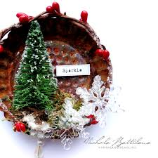 tart tin ornament tutorial nichola battilana