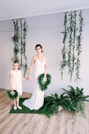 wedding backdrop greenery greenery wedding ceremony backdrop fern bouquet greenery