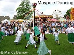 may day traditions and customs in