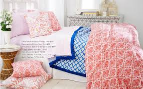 roberta roller rabbit u0027s new bedding collection sings spring in the