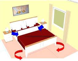 miroir dans chambre à coucher feng shui chambre maison design clever design miroir chambre feng