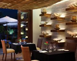 awesome restaurant wall design ideas contemporary decorating