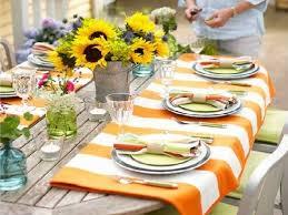 idee per la tavola en plein air d estate idee per apparecchiare la tavola estiva