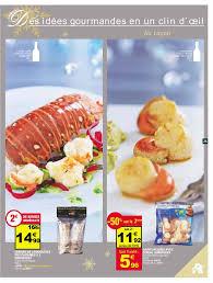 cuisiner queue de langoustes crues surgel馥s crustacés surgelés traiteur auchan du 10 au 31 12 2014 04 32