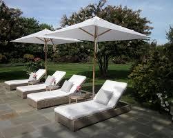 Square Patio Umbrellas White Square Patio Umbrellas At Sunbathing Area Patio Design