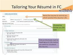 Grade Your Resume