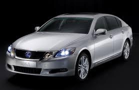 lexus gs concept 2008 lexus gs 450h facelift version to make frankfurt debut