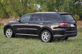 suv dodge 2015 dodge durango citadel awd unapologetically suv review