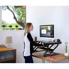 Diy Standing Desk by Standing Desk Conversion Platform Decorative Desk Decoration