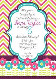 cute birthday invitations wblqual com