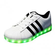 light up shoes stripe led light up shoes be famous with simple design