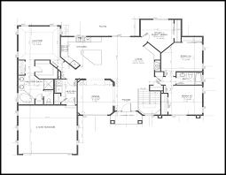 big floor plans floor plan home building plans 8230