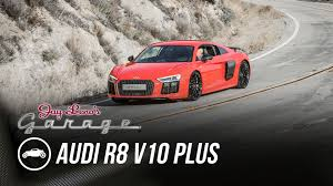 audi r8 ads 2017 audi r8 v10 plus jay leno u0027s garage youtube