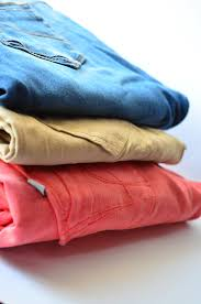 free images red color clothing stack material laundry