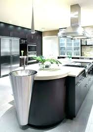 cuisine equipee moderne cuisine amenagee ilot central cuisine equipee moderne avec ilot