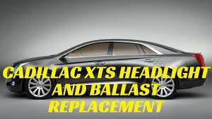 cadillac xts replacement cadillac xts headlight ballast replacement