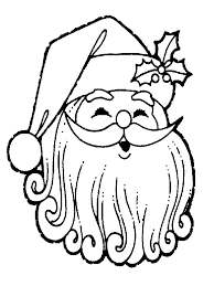 santa claus coloring pages coloring pages free coloring
