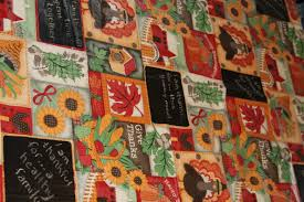 thanksgiving diy projects easy diy thanksgiving tablecloth