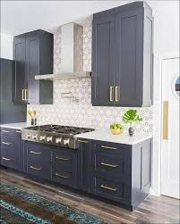 kitchen cream kitchen cabinets two color kitchen cabinets blue