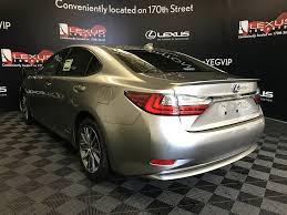 lexus new 2018 new 2018 lexus es executive package 4 door car in edmonton l13941