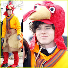 the middle s mcdermott was actually a turkey for