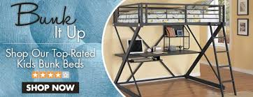 Kids Bunk Beds Nebraska Furniture Mart - Furniture bunk beds