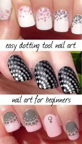 simple nail art designs for beginners step by step gallery nail