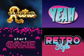80s retro graphic styles youworkforthem