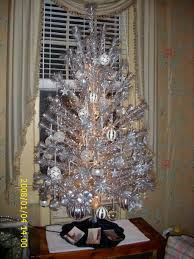 astonishing aluminum christmasree picture ideas