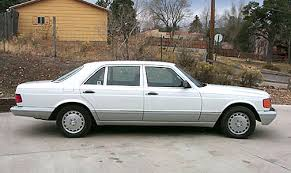 mercedes 420sel 1991 mercedes 420sel