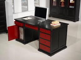 bureau informatique en bois superbe bureau ministre spécial informatique en merisier de style