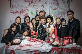 the nanyang chronicle care for a scare halloween haunts on campus