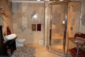 Shower Stalls For Small Bathrooms by Frameless Corner Shower Stalls For Small Bathrooms Efficient