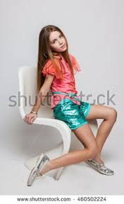 beautiful blonde young white stock photo 460463272