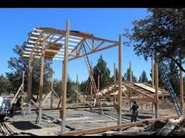 Pole Barns Oregon Central Oregon Pole Buildings Youtube