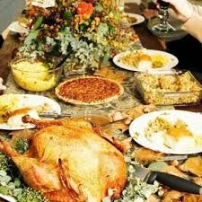 thanksgiving in