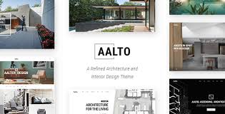 Home Themes Interior Design Aalto A Refined Architecture And Interior Design Theme By Edge