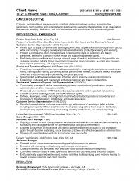 management resume objective examples manager resume objective resume sample database resume manager resume objective