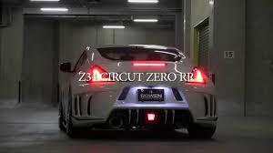 nissan 370z japan price nissan z34 370z bodykit u0026exhaustsystem by rowen japan youtube