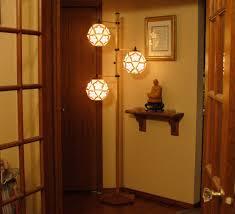 paper lantern floor lamp lantern floor lamp decorative effect
