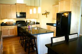 Birch Cabinets Waterloo Iowa by Pictures Of Light Kitchen Cabinets With Dark Countertops