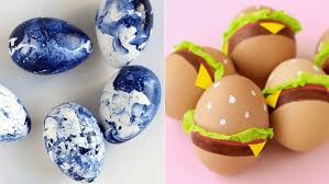 best decorated easter eggs the 15 eye catching diy easter egg designs for your table