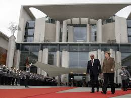 check out angela merkel s official home in the massive check out angela merkel s official home in the massive bundeskanzleramt curbed