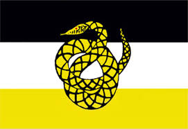 Black And Yellow Flag Sigma Nu Theta Kappa National Recruitment Day