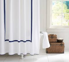 Pottery Barn Waffle Weave Shower Curtain 8 Best Navy Images On Pinterest Pottery Barn Bath Towels And