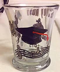 graduation mugs graduation mugs painted with school designs graduation gifts