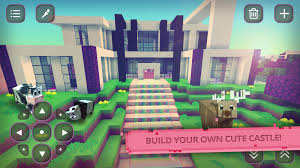 girls craft mine exploration building u0026 crafting android apps