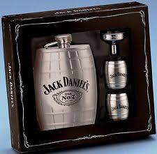 Jack Daniels Gift Set Jack Daniel U0027s Bar Flasks Ebay